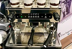 Professional coffee machines (for lease)