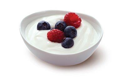 Yogurt ai Frutti di Bosco
