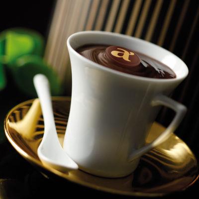 cioccolata tazza porcellana