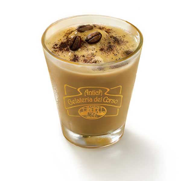 Gran Crema Caffe, a delicious coffee crème